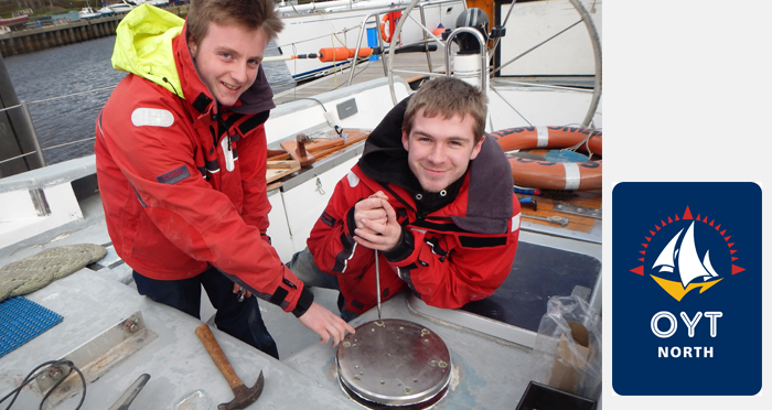 Apprentices Discover the Importance of Communication and Safety