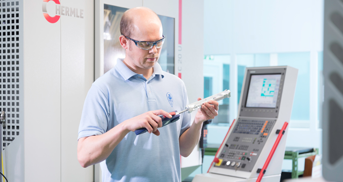 Customer Focused Investment in Manufacturing and Metrology