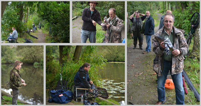 Reliance Precision Fishing Trophy 2014
