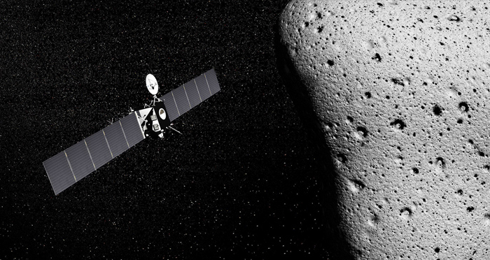 Reliance Plays a Part in Rosetta's Historic Mission