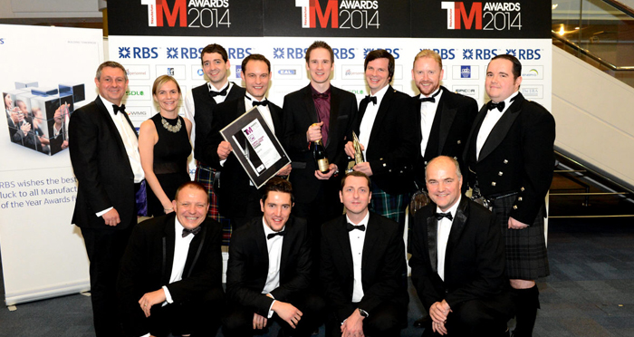 Reliance's Support Helps Give Finmeccanica-Selex ES Winning Bid in the Manufacturer of the Year Awards