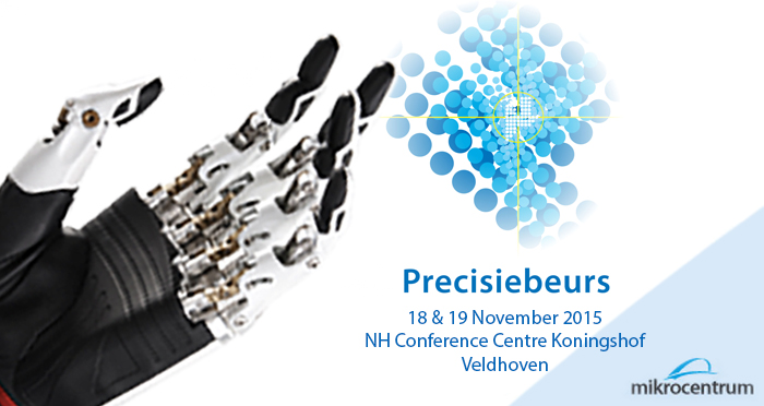 Reliance to Exhibit at Precisiebeurs 2015