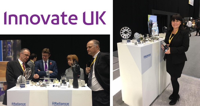 Reliance Showcase Products at Innovate 2016