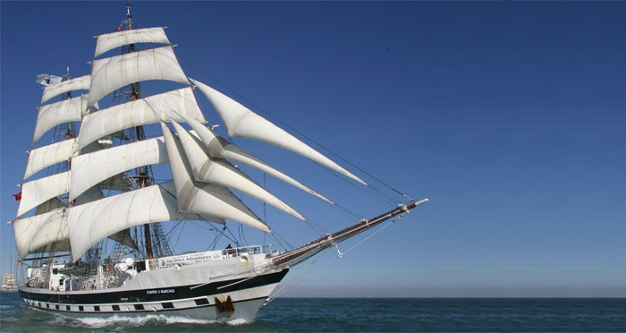 Reliance's Latest Tall Ship Sailing Adventure