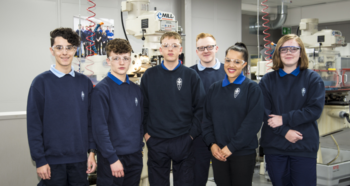 Reliance Welcomes 2017 Apprentices