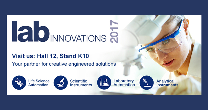 Reliance to Exhibit at Lab Innovations