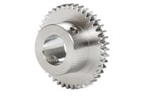 Image of a Precision Cut Pin Hub Gear