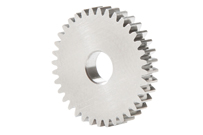 Image of a precision cut Hubless Gear