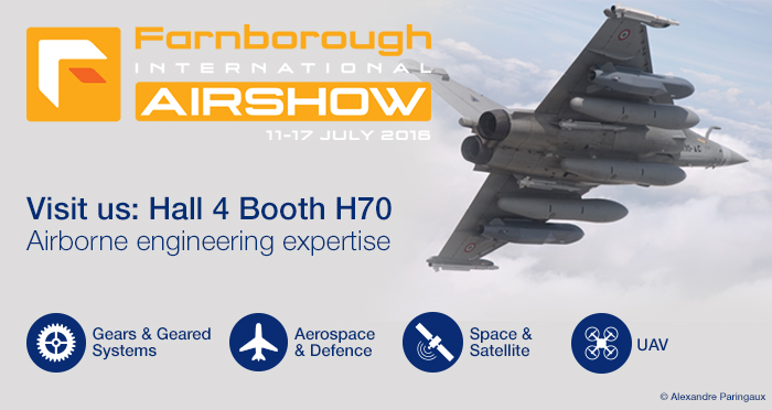 Reliance to Exhibit at Farnborough International Air Show