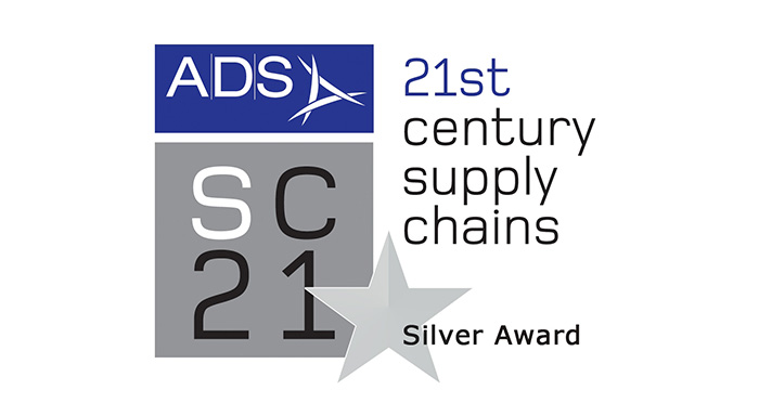 Reliance Precision Receives SC21 Silver Award for Business Excellence
