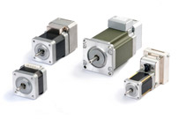 Link to Reliance Cool Muscle Stepper Motors