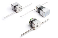 Rack Driven Actuators