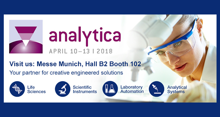 Reliance Exhibit at Analytica 2018