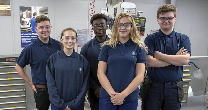 Reliance Welcomes 2019 Engineering Apprentices