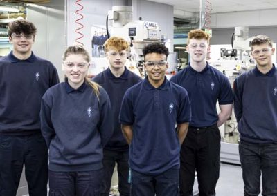 Reliance Welcomes 2021 Apprentices